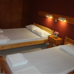 Twin Bedded Rooms